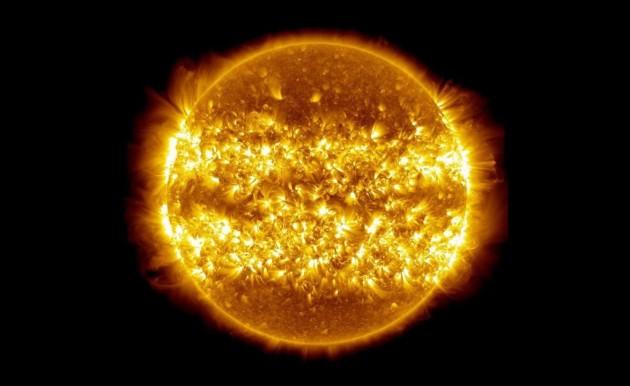 NASA. Термоядерное искусство — Солнце в Ultra-HD